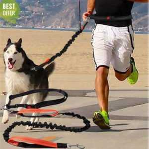 The Best Dogs Leash Adjustable Waist Rope On Sale -