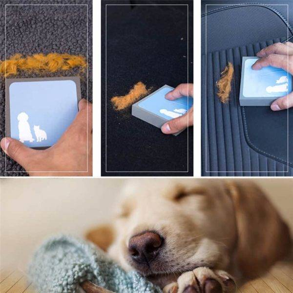 Pet Hair Cleaning Brush - Ways to Make Your Life Easier 3