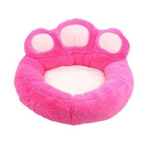 Soft Bear Paw Dog Bed - Warm & Comfy 9