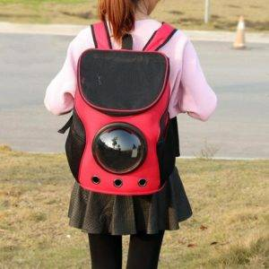 Pet Capsule Backpack - Ultra Unique Astronaut Space Capsule Design