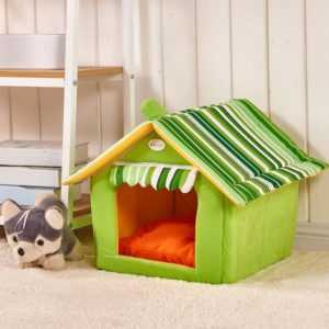 Dog House With Removable Cover