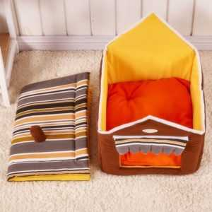 Dog House With Removable Cover 8