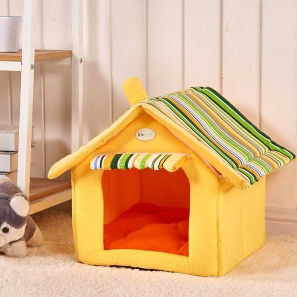 Dog House With Removable Cover 2