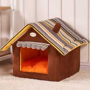 Dog House With Removable Cover 7