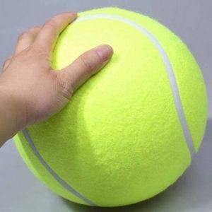 Giant Tennis Ball For Pets 9