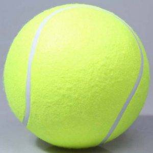 Giant Tennis Ball For Pets 8