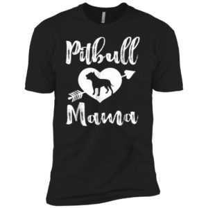 Pitbull Mama Premium Tee