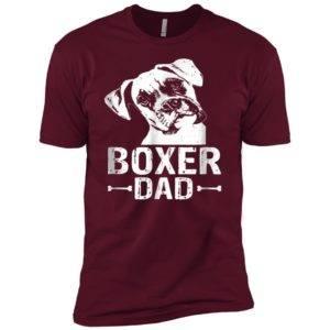 Mens Boxer Dad Premium Tee