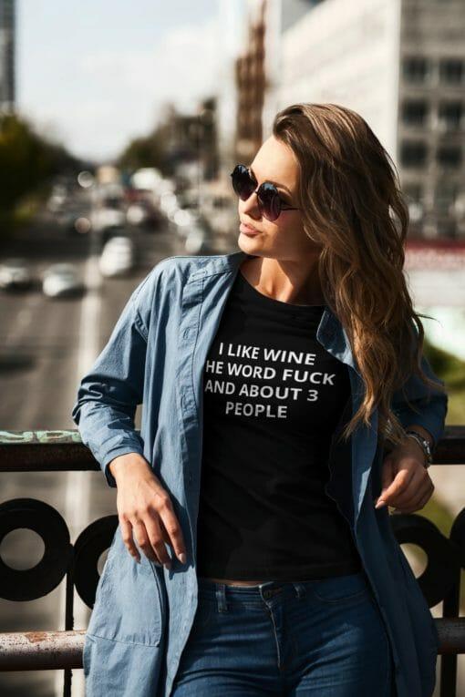 i like the wine 6